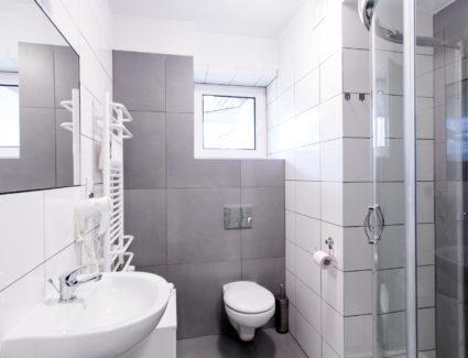 łazienka apartamentu nr 5