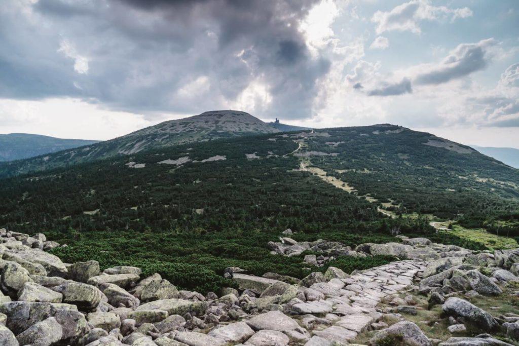 Krajobraz Karkonoszy, atrakcje w okolicy
