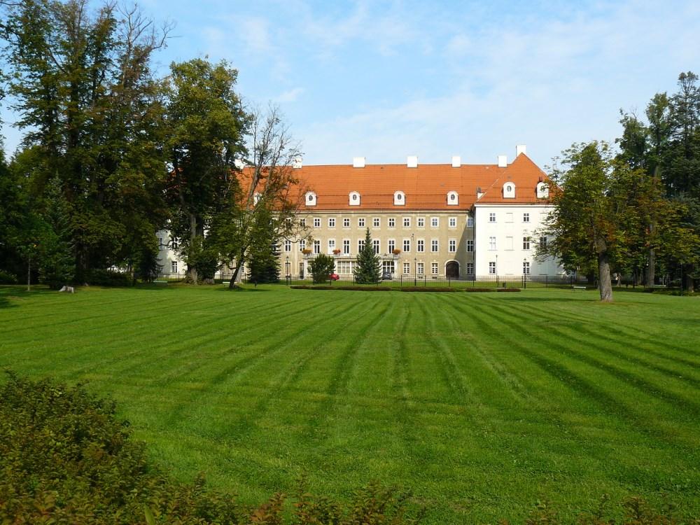 pałac schaffgotschów i park zdrojowy